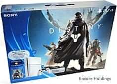 Sony Destiny PlayStation 4 Bundle (Glacier White) - With Game Pad