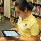 Specialists confirm that many students with dyslexia benefit more from seeing and hearing text than from seeing it alone. Learning Ally produces audio textbooks for students with disabilities, including titles with on-screen text synched to human voice narration. Visit www.LearningAlly.org/Join.