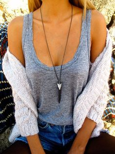 It's time to step up your boho game with something straight from the earth. Utilize arrowheads and beautiful crystals to lend an earth...