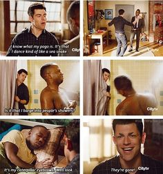 Love New Girl!! Schmidt is hilarious!