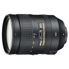 Amazon.com: Nikon 28-300mm f/3.5-5.6G ED VR AF-S Nikkor Zoom Lens for Nikon Digital SLR: Electronics