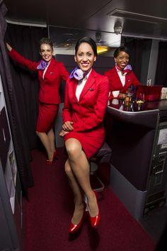Virgin Atlantic Kabin Ekibi | Cabin Crew Life