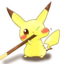 Resultado de imagen para pikachu kawaii
