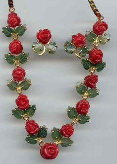 Pink Coral jewelery jade leaf rose coral red coral Coral jewelry