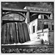 Glenmore Dam.
