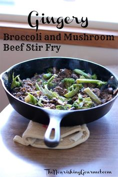 This easy dish makes a wonderful and flavorful frugal main dish that is paleo and AIP friendly too! Serve it over desired carbohydrate (AIP - think cauli-rice or sweet potato). -- The Nourishing Gourmet