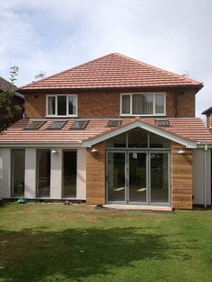 Image Result For Single Storey Extension Brick Slope And Gable House Extension Design Garden Room Extensions Room Extensions