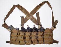 Strike Hard Gear -  AK 47 Chest Rig, $79.95 (http://www.strikehardgear.com/ak-47-chest-rig/)