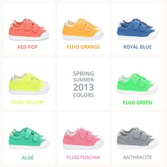 10 IS | Spring Summer 2013 Colors