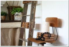 pinterest trifty home decor | Source: theoldpaintedcottage.blogspot.com via Joy on Pinterest