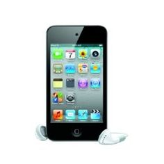 Apple iPod touch 32GB (4th Generation) - Black - Current Version, (ipod touch 4g, ipod touch, 32gb, 4th generation, ipod, apple, portable media player, touch screen, touch, ipod touch 4th generation)
