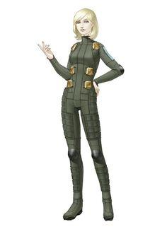 Zelenin, a character in Shin Megami Tensei: Strange Journey