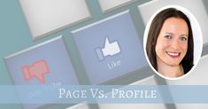 5 Compelling Reasons to Use a Facebook Business Page & Not A Profile - @vofficeworx