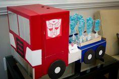 Fiestas infantiles de Transformers