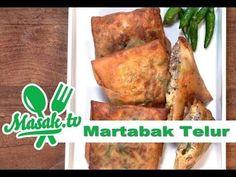 Indisch eten!: Martabak telor: heerlijke Indonesische pasteitjes met een vulling van gehakt, ei en lenteui