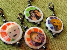 Custom Charm jewelry made from your own photos! on my list to do!