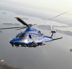 Netherlands Police AW-139