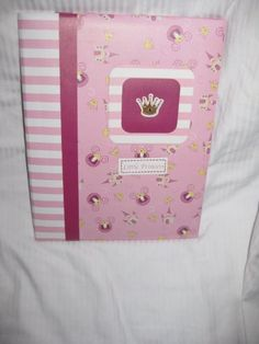 Baby Books Baby Girl Memory Record Book Baby « MyStoreHome.com – Stay At Home and Shop