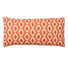 """Diamond Ikat Pillow Cover 
