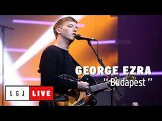 George Ezra - Budapest - Live du Grand Journal - YouTube