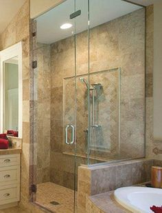 Royal Series Shower Enclosures by GlassCrafters Inc