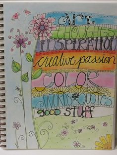 lesson 5 letter love by iHeartHandmade, via Flickr