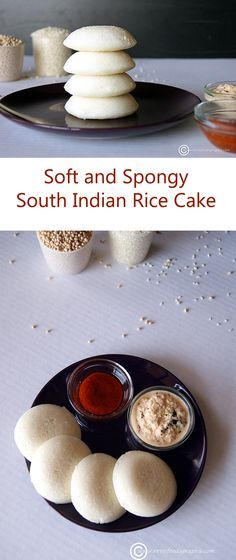 A soft, spongy and healthy Indian breakfast. Idli is a steamed rice cake made from fermented rice and dal batter. Perfect for breakfast any day of the week.