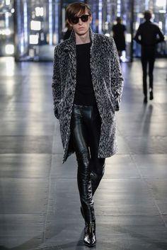 Saint Laurent - Fall 2015 Menswear - Look 34 of 63