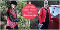 Comfortable Holiday Fashion from @monroeandmain #MMHolidayFashion, #sponsored