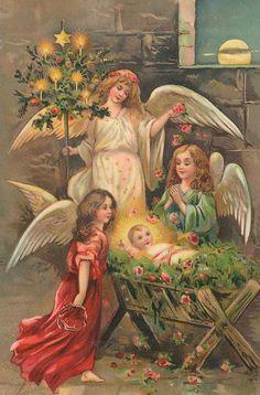 Nativity scene...