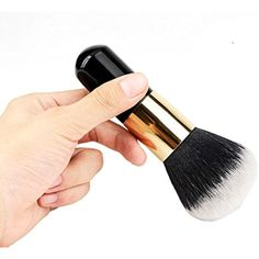 Makeup Brush,Canserin 1pcs Big Size Powder Brush Cosmetic Beauty Blush Brush >>> Want to know more, click on the image. (This is an affiliate link) #FaceMakeupBrushes