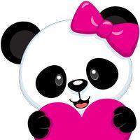Ckren uploaded this image to 'Animales/Osos Panda'. See the album on Ph… Ckren hat dieses Bild auf & # Animales / Osos Panda & # hochgeladen. Panda Icon, Niedlicher Panda, Panda Bebe, Panda Kawaii, Panda Wallpapers, Cute Cartoon Wallpapers, Panda Birthday, Cute Panda Wallpaper, Bear Drawing