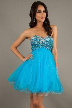 2013 Homecoming Dresses A Line Sweetheart Short/Mini Beadings & Sequins