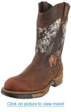 Rocky Men's Aztec Hunting Boot #Rocky #Mens #Aztec #Hunting #Boot
