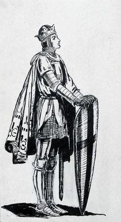 Sir Galahad - King Arthur and His Knights