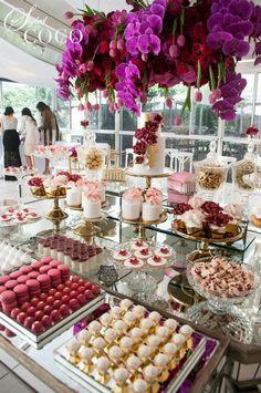 Buffet Candy/Dessert Table
