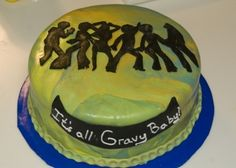 It's all Gravy Baby By MrsFoltz on CakeCentral.com