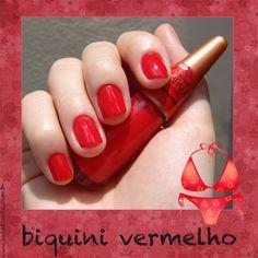 Biquini Vermelho - Impala Tropicaliente (2 un)