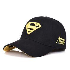 Men s Fashion Superman Hip Hop Adjustable Cap Flex Fit Snapback Baseball Hat  NEW  fashion   8f5c45822f03