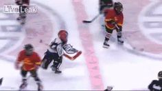 "16 GIFs Of Hockey Bloops That Are A Total ""Slam Dunk"" fro..."
