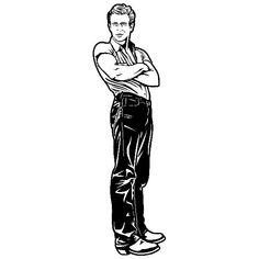 Vinilos Decorativos: James Dean - Gigante