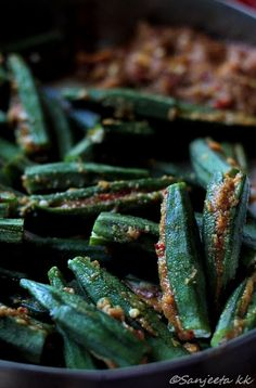 Recipes | Two Indian Curries, Tofu Malai Koftas and Stuffed Okra