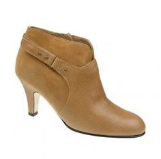 The Vanessa in Sahara Tumbled Calf. On sale for $495. #AnyiLu #boots #fashion #shoes