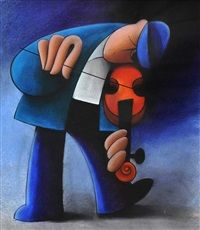 FIDDLER, George Callaghan