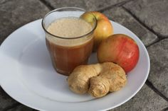 Chow and Chatter: Jamaican Apple and Ginger Juice