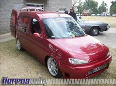 #TuningArgentino . Peugeot Partner
