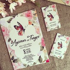 Davetiye / Wedding invitation www.masalsiatolye.com