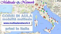 Multisala - il network della formazione in aula SENZA distanza www.multisalanetwork.it