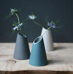 Slash Cut Vases | Jill Shaddock