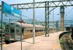 Train station, Paranapiacaba (1998) - Sao Paulo, Brazi Photo: Vanderlei A. Zago